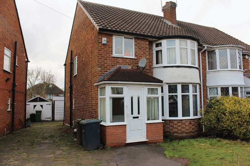 3 Bedrooms Semi Detached House for sale in Meriden Drive, Kingshurst