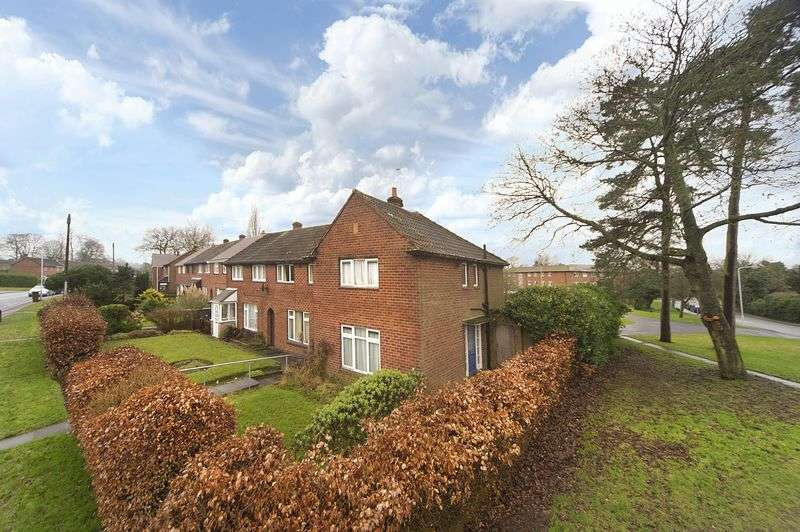 2 Bedrooms Terraced House for sale in Woodhouse Road North, Tettenhall Wood, Wolverhampton