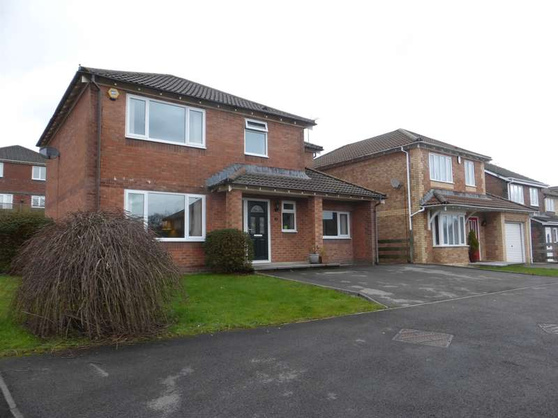 4 Bedrooms Detached House for sale in Clos Cefn Glas, Llantwit Fardre, Pontypridd