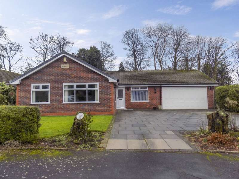 3 Bedrooms Detached Bungalow for sale in Rectory Close, Winwick, Warrington, Cheshire