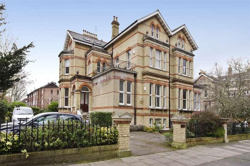 2 Bedrooms Flat for sale in Riverdale Road, Twickenham, TW1