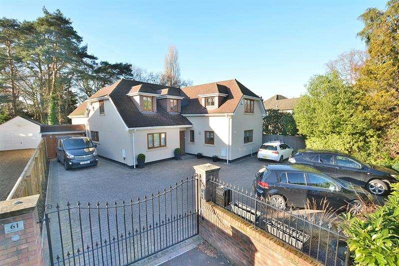 4 Bedrooms House for sale in Dudsbury Avenue, Ferndown