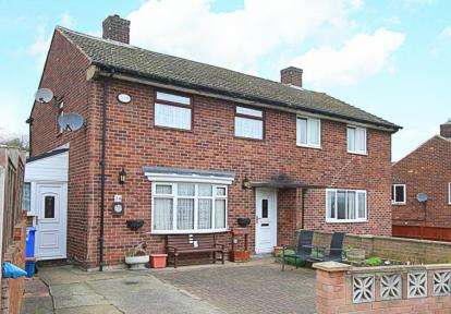 3 Bedrooms Semi Detached House for sale in Grange Road, Beighton, Sheffield, South Yorkshire