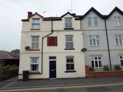4 Bedrooms Semi Detached House for sale in Jubilee Villas, New Street, Mold, Flintshire, CH7
