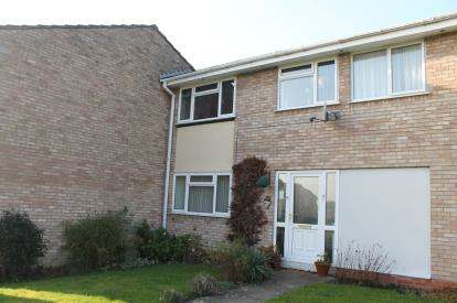 3 Bedrooms Terraced House for sale in Gifford Walk, Stratford-Upon-Avon