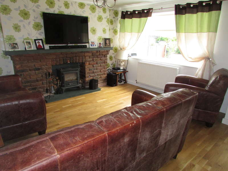 4 Bedrooms Semi Detached House for sale in Hewitt Grove, Wincham