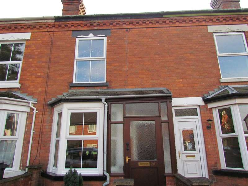 3 Bedrooms Terraced House for sale in Church Road, Worcester