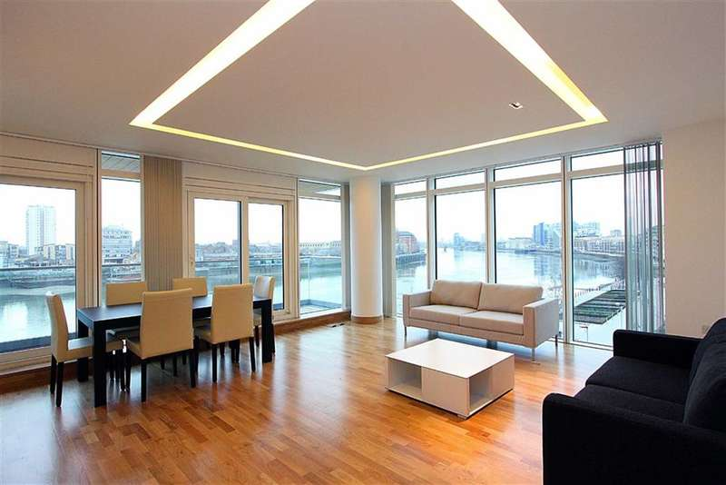 3 Bedrooms Flat for sale in Ascensis Tower, London, London, SW18