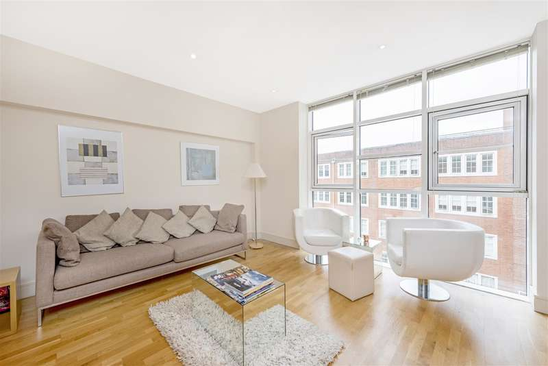 2 Bedrooms Flat for sale in Romney House, 47 Marsham Street, Westminster, London, SW1P