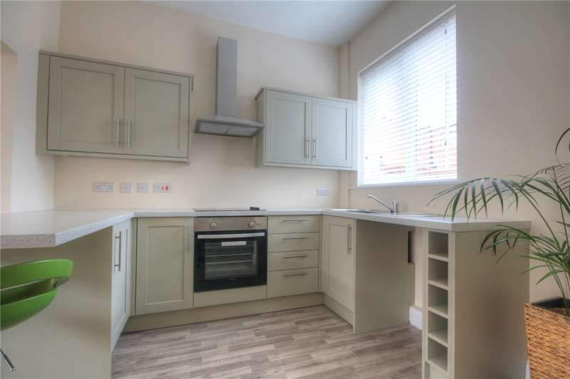 2 Bedrooms Terraced House for sale in East Parade, Bishop Auckland, Co Durham, DL14