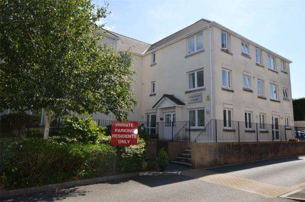 1 Bedroom Flat for sale in Magnolia Court, 20 Horn Cross Road, Plymouth, Devon