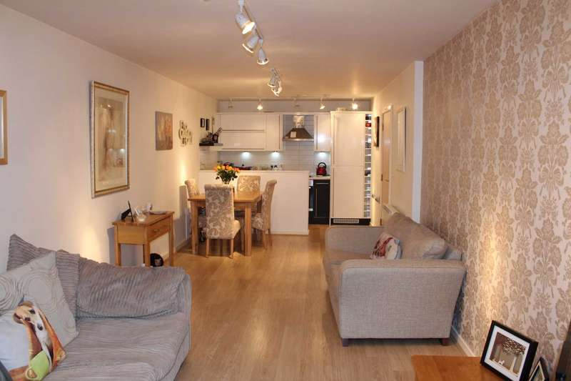 2 Bedrooms Apartment Flat for sale in Holden Mill, Blackburn Road, Sharples
