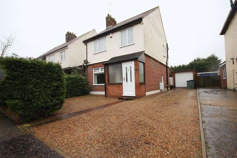 4 Bedrooms Detached House for sale in Eversley Road, Norwich
