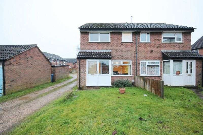 3 Bedrooms Semi Detached House for sale in Holworthy Road, Norwich