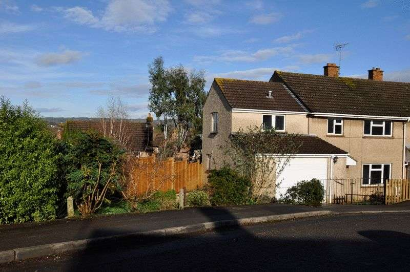 4 Bedrooms Semi Detached House for sale in Westfield Drive, Backwell