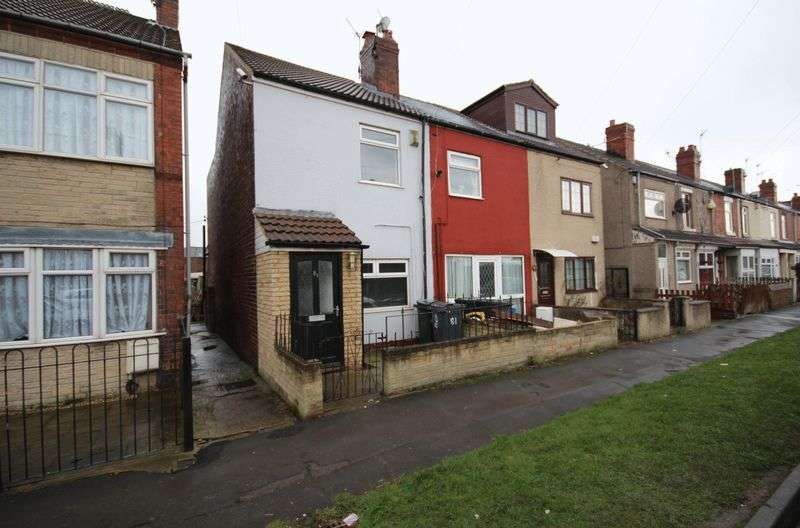 2 Bedrooms Terraced House for sale in Rotherham Road, Sheffield