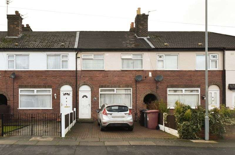 3 Bedrooms Terraced House for sale in Crosswood Crescent, Liverpool