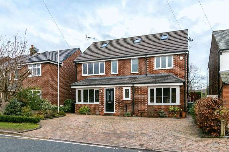 5 Bedrooms Detached House for sale in Pimbo Road, Kings Moss, WA11 8RD