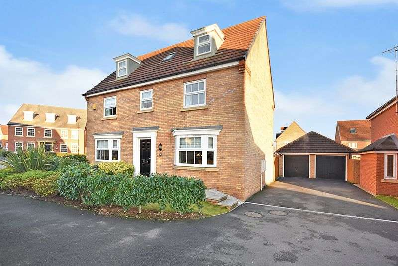 5 Bedrooms Detached House for sale in Tickford Bank, Widnes