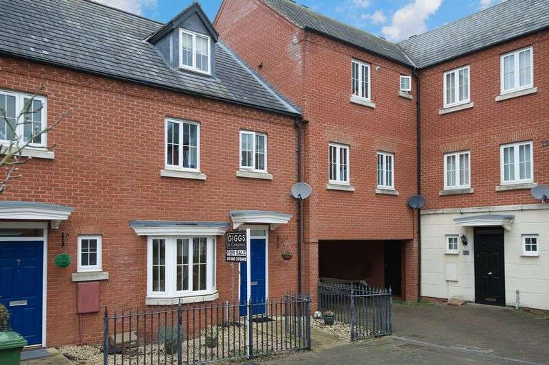 4 Bedrooms Terraced House for sale in Eynesbury, St. Neots