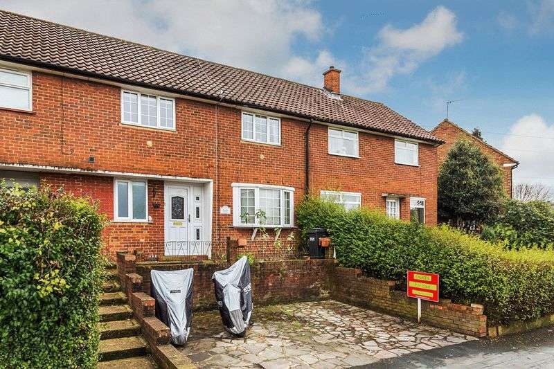 3 Bedrooms Terraced House for sale in Headley Drive, New Addington, CROYDON