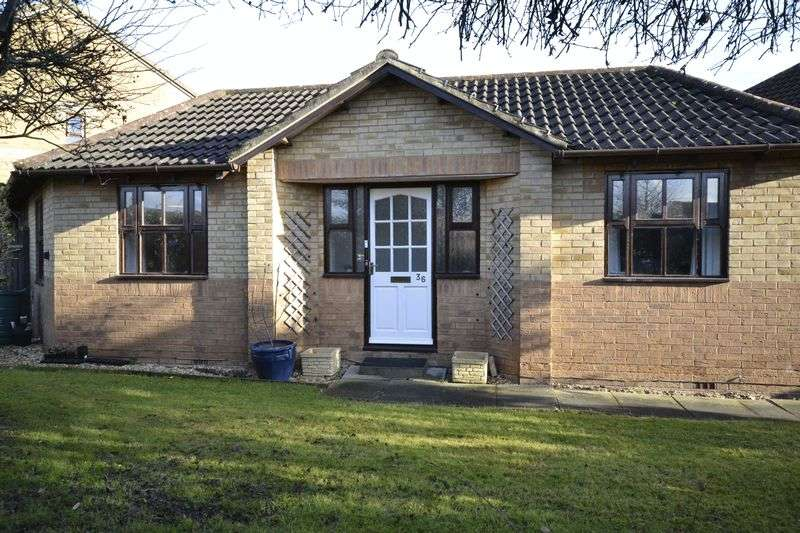 1 Bedroom Bungalow for sale in Ulverscroft, Milton Keynes