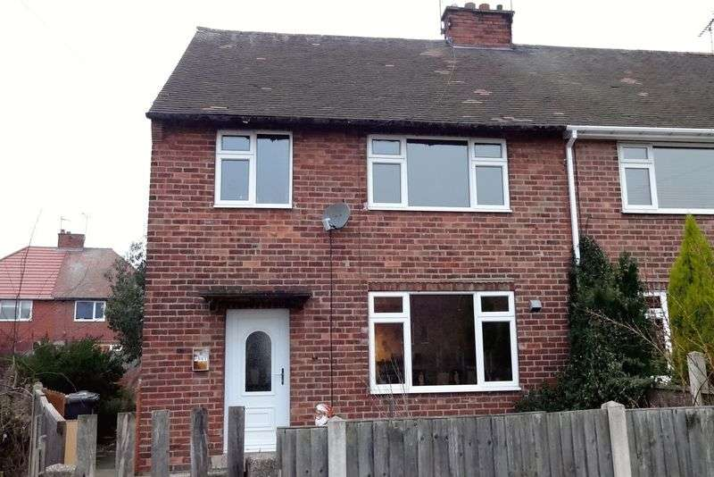 3 Bedrooms Semi Detached House for sale in Dinnington, Sheffield