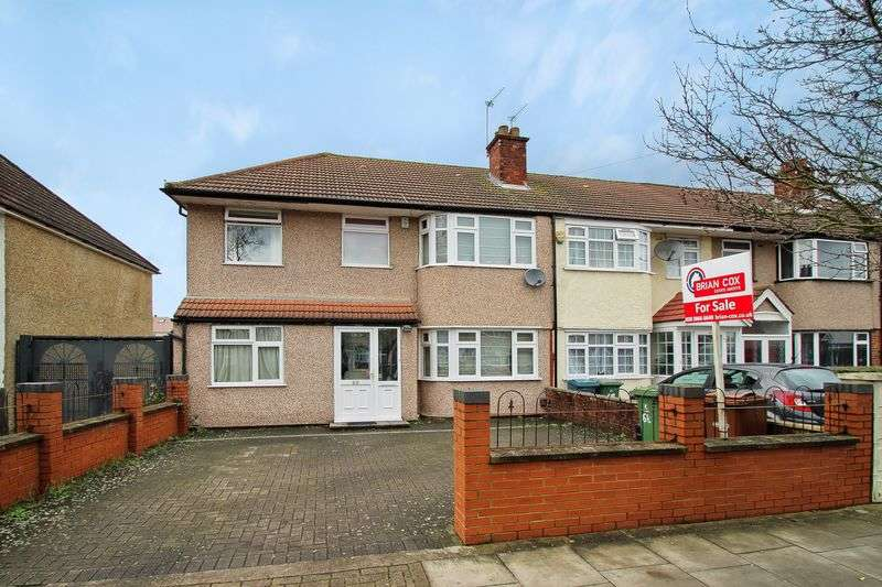 5 Bedrooms Terraced House for sale in Leamington Crescent, Rayners Lane