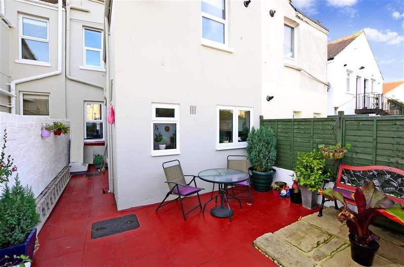 4 Bedrooms Terraced House for sale in Clifton Road, Worthing, West Sussex