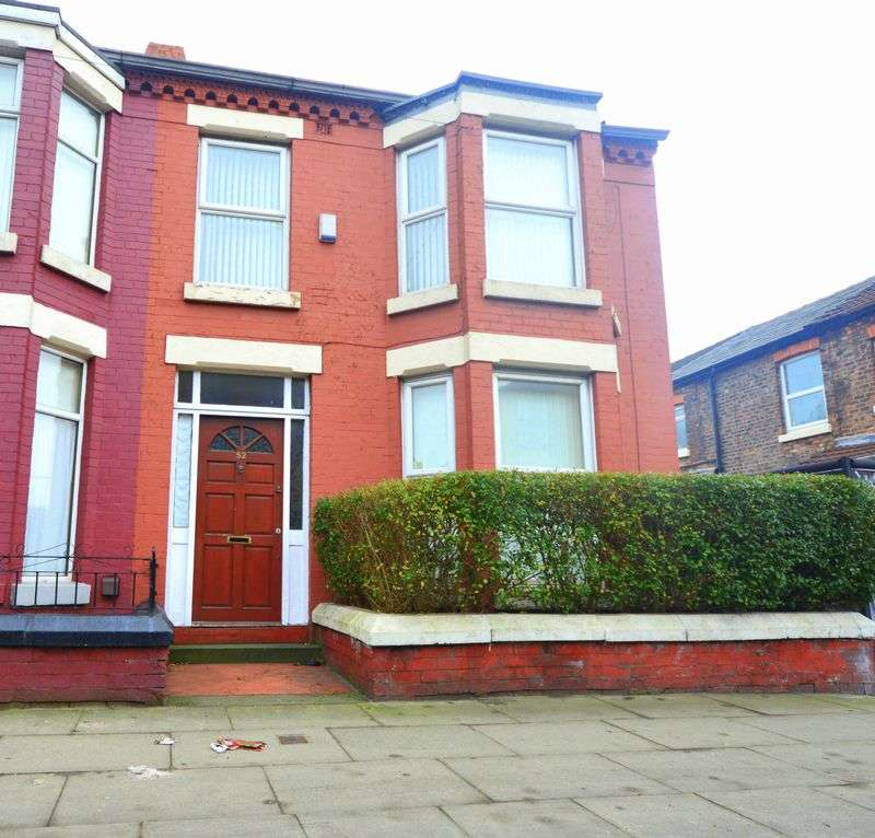 3 Bedrooms Terraced House for sale in Gainsborough Road, Wavertree