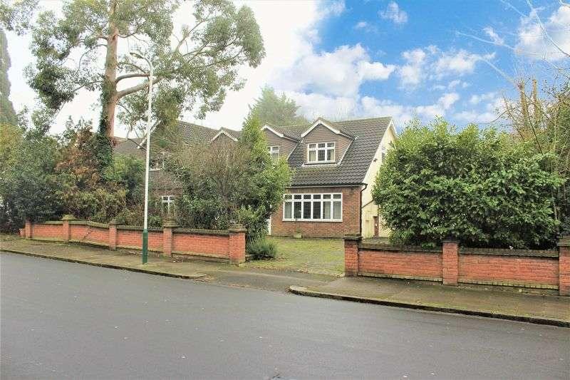 4 Bedrooms Detached House for sale in Ernest Road, Emerson Park