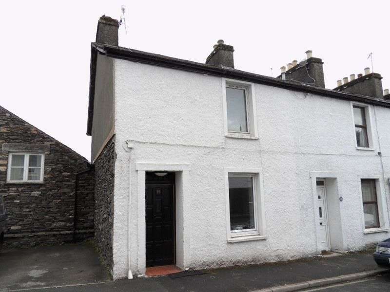 2 Bedrooms Terraced House for sale in Cross Street, Windermere