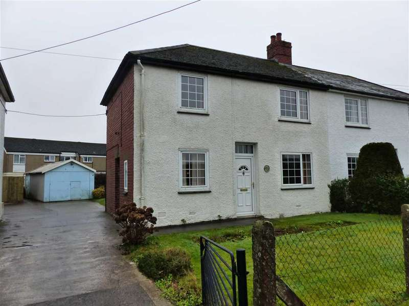 3 Bedrooms Semi Detached House for sale in Caldicot Road, Portskewett, Caldicot