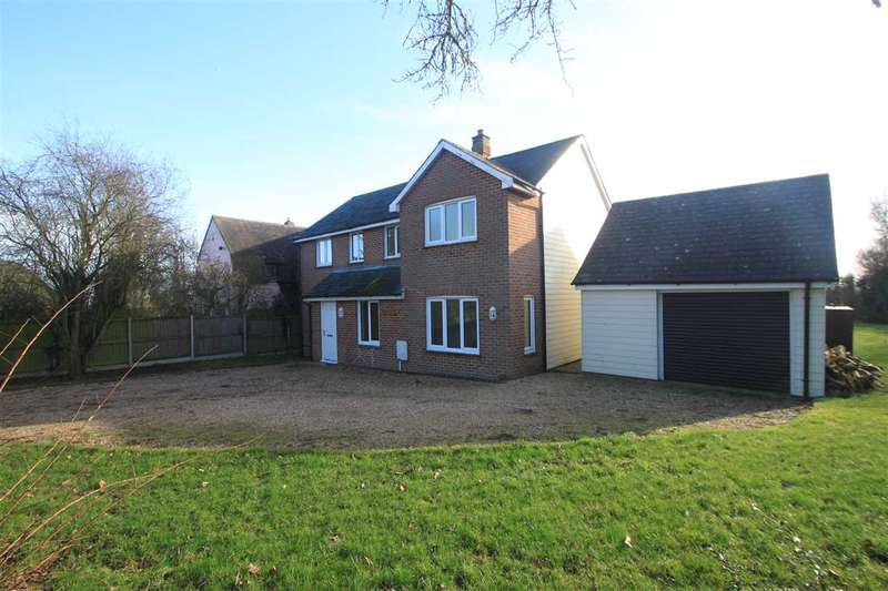 4 Bedrooms Detached House for sale in Drakes House, Drakes Corner, Great Wigborough, Colchester