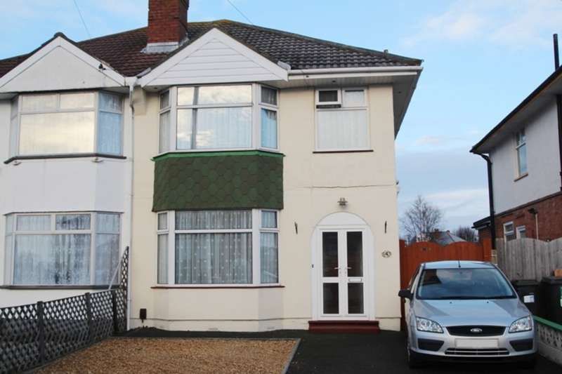 3 Bedrooms Semi Detached House for sale in SOUTHBOURNE