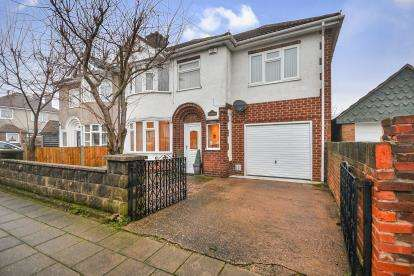 5 Bedrooms Semi Detached House for sale in Leopold Street, Sutton-In-Ashfield, Nottinghamshire, Notts
