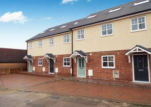 3 Bedrooms Terraced House for sale in Bradley Road, Upper Halling, Rochester, Kent
