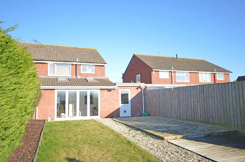 4 Bedrooms Semi Detached House for sale in Countess Wear, Exeter, Devon