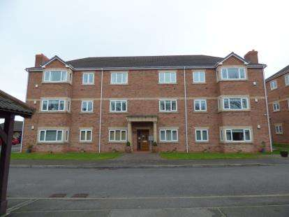 3 Bedrooms Flat for sale in The Sycamores, Chester Road, Wrexham, Wrecsam, LL12