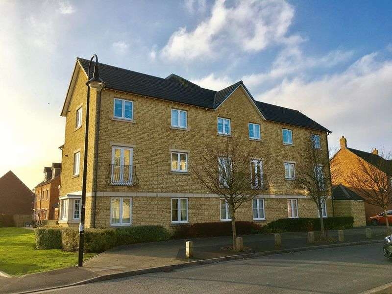 2 Bedrooms Flat for sale in Carousel Lane, Weston Village, Weston-Super-Mare