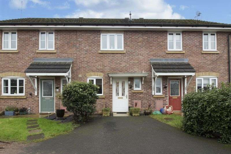 2 Bedrooms Terraced House for sale in Acer Way, Newport
