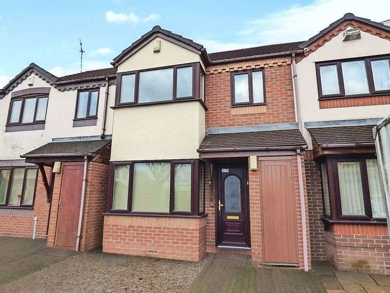 4 Bedrooms Terraced House for sale in Knoll Croft, B16 8DY