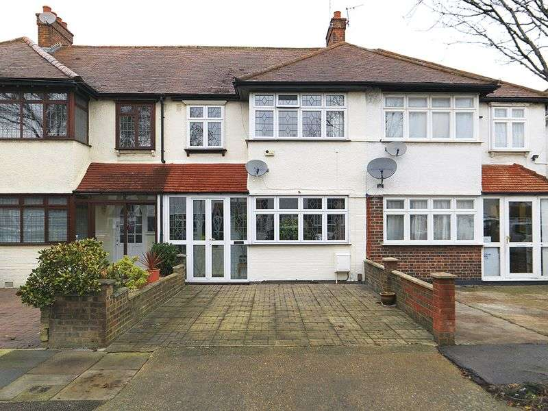 3 Bedrooms Terraced House for sale in Woodfield Gardens, New Malden, KT3