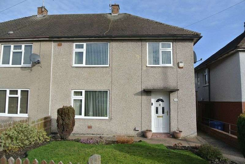 3 Bedrooms Semi Detached House for sale in Bosworth Street, Mansfield, NG19 6LA