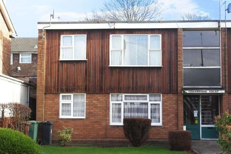 2 Bedrooms Flat for sale in Cedarwood Court, Follyhouse Lane, Highgate