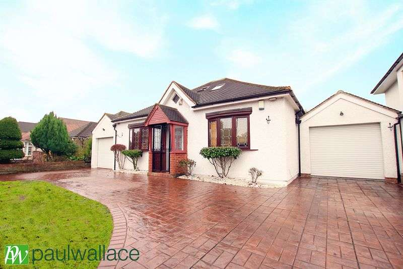 5 Bedrooms Detached House for sale in Churchgate Road, West Cheshunt