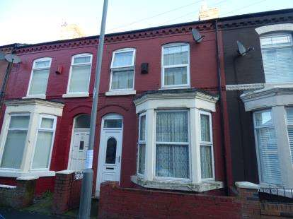 2 Bedrooms Terraced House for sale in Gwladys Street, Liverpool, Merseyside, Uk, L4