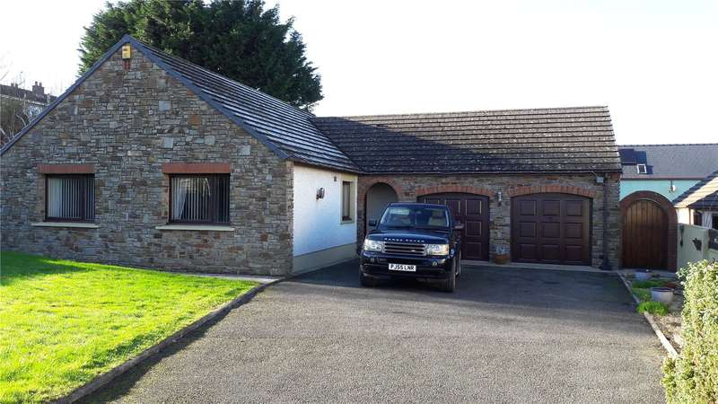 3 Bedrooms Detached Bungalow for sale in Sundale, India Row, Monkton, Pembroke