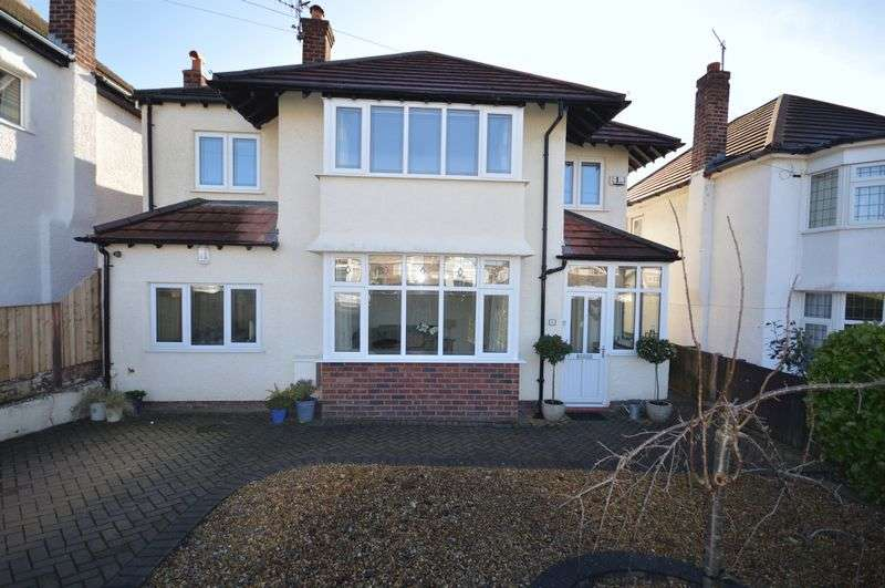 4 Bedrooms Detached House for sale in Surrey Drive, West Kirby