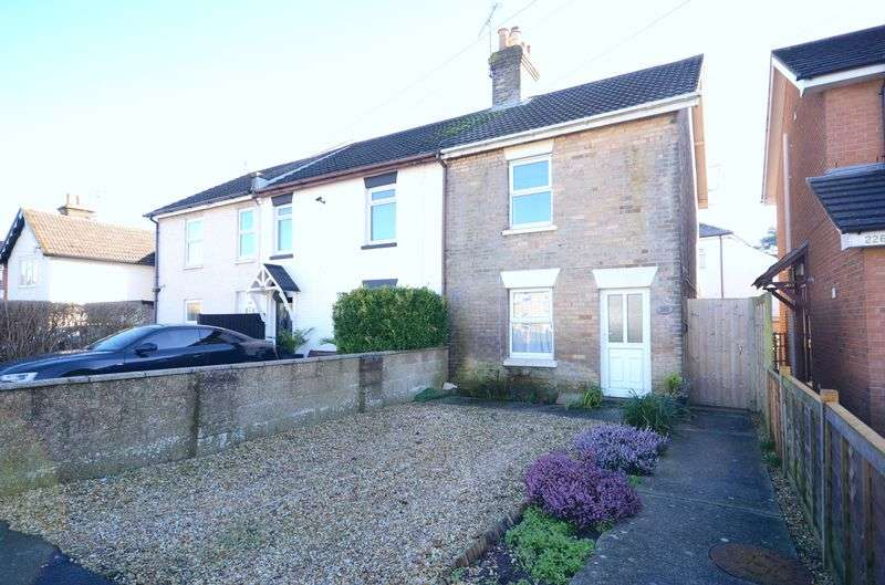 2 Bedrooms Terraced House for sale in Windham Road, Bournemouth